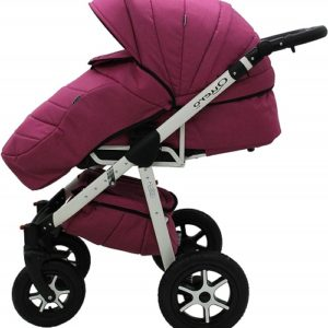Baby Sportive Quero 3 in 1 in bordeaux
