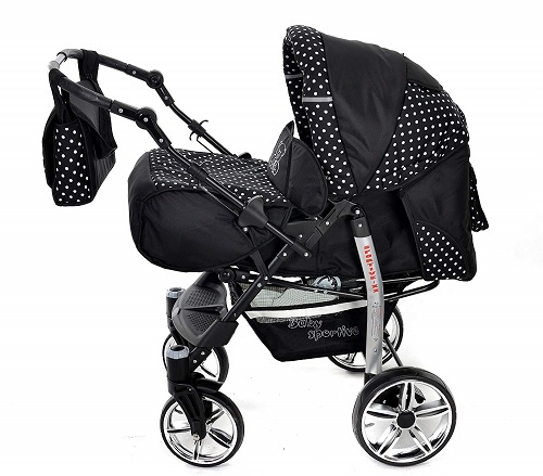 Baby Sportive x2 travel system