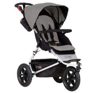 Mountain Buggy Urban Jungle argento